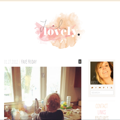 Design Inspiration: La La Lovely