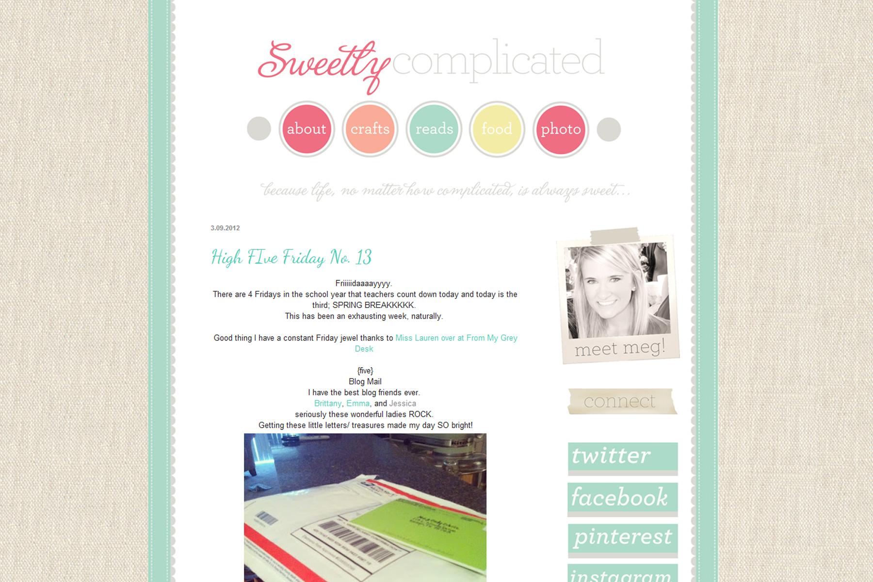 Sweetly Complicated