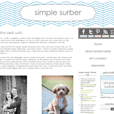 simple surber