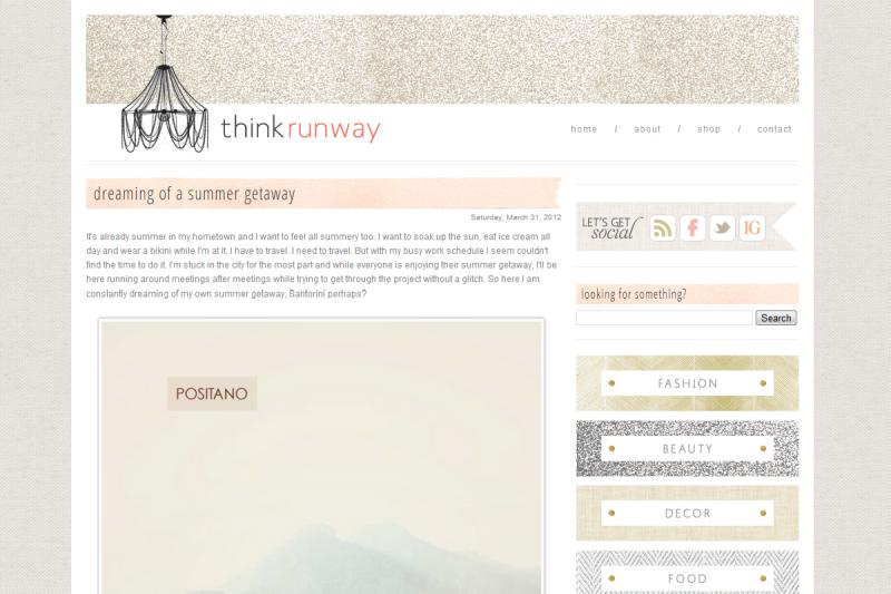 Think Runway