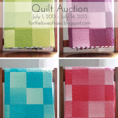 Quilts for a Good Cause