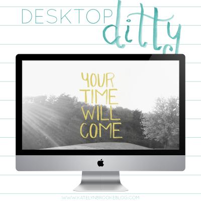 Desktop Ditty 03