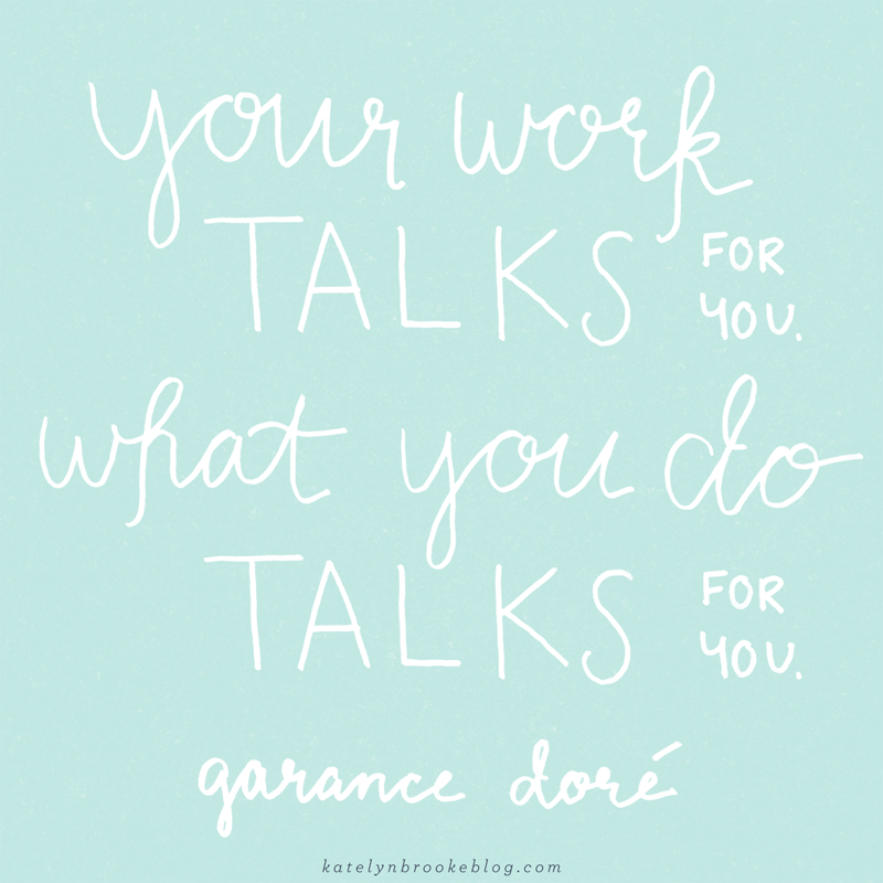 Garance Doré quote