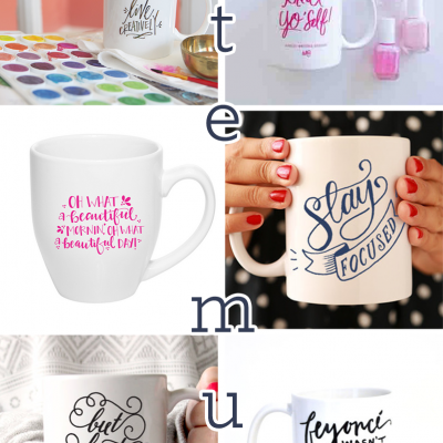 Add to Cart: Cute Mugs