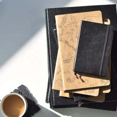Kinga's Sketchbooks