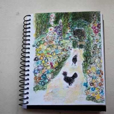 Anna's Sketchbook