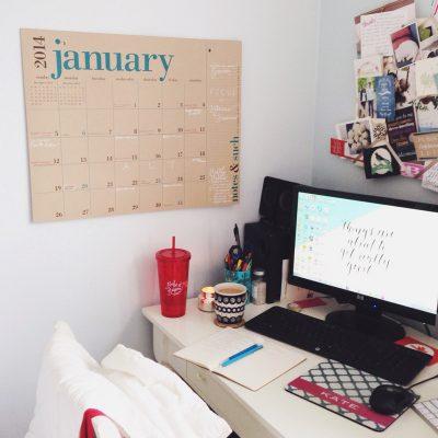 January Focus